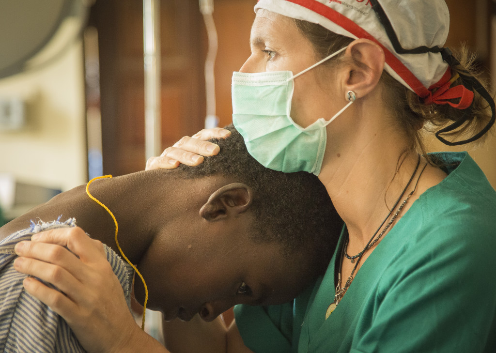 Dra. Elena Mendía - Turkana 2016