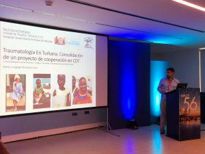 Raúl en Secot 2019 - Cirugía en Turkana
